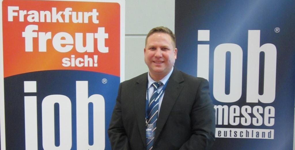 Jobmesse Bielefeld 2014